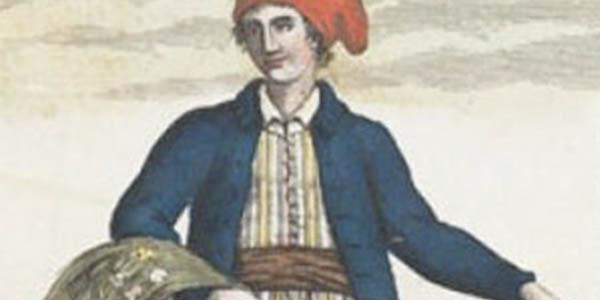 Jeanne Baret primera mujer en dar la vuelta al mundo en barco
