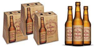 La Estrella de Galicia cervezas pack ahorro