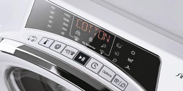 Lavadora secadora WiFi Candy RapidÓ ROW 4966DWMCE/1-S chollo en Amazon