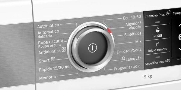 Tecnología lavadoras inteligentes Bosch