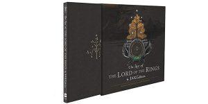 Libro The Art Of Lord Of The Rings 60th Anniversary Edition en tapa dura barato en Amazon