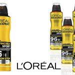 L'Oréal Paris Men Expert desodorante spray chollo