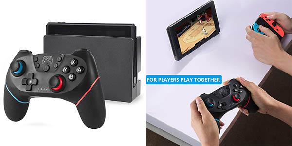 Mando Diswoe Bluetooth para Nintendo Switch en Amazon