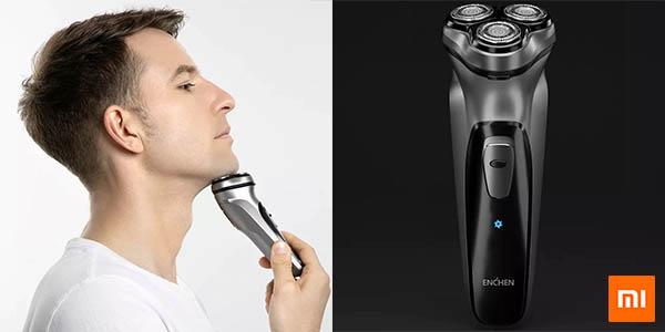 Máquina de afeitar Xiaomi Enchen BlackStone