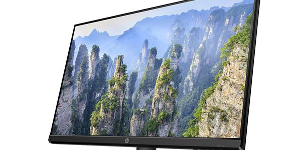 "Monitor HP V27e Full HD de 27"" (1920x1080) chollo en Amazon"