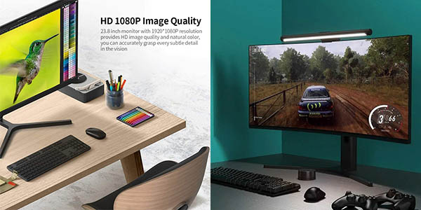 Monitor LED IPS Xiaomi Redmi 1A Full HD barato