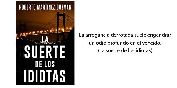 Novela La suerte de los idiotas versión Kindle barata en Amazon