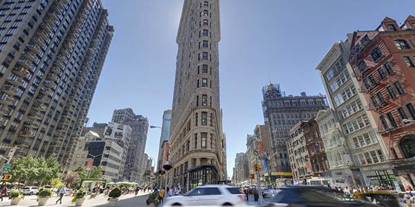 Nueva York recorridos online vistas aéreas monumentos turísticos