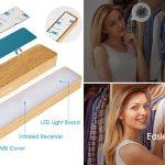 Pack x2 Luces de armario Auxmir con sensor de movimiento barato en Amazon