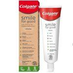 Pack x3 Colgate Smile for Good pasta dentífrica vegana de 75 ml/ud barato en Amazon
