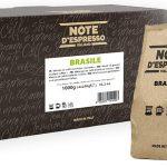 Pack x4 paquetes Café molido Brasil Note D'Espresso de 250 gr/ud barato en Amazon