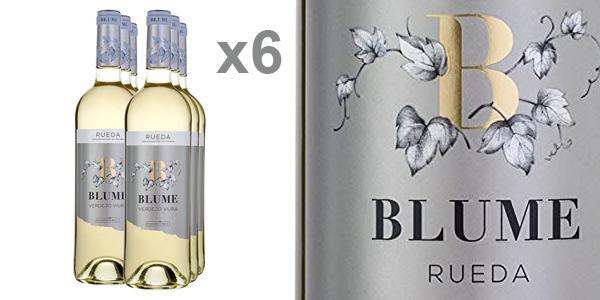 Pack x6 Blume Viura Verdejo Blanco D.O. Rueda de 750 ml/ud barato en Amazon