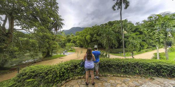 paisajes monumentos Brasil visita online