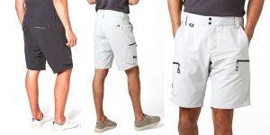 Pantalones cortos Helly Hansen Crewline Cargo para hombre baratos en Amazon