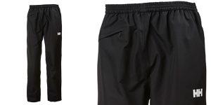 Pantalones impermeables Helly Hansen W Aden para mujer baratos en Amazon