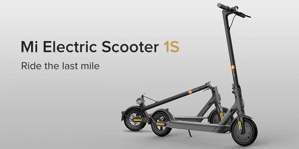 Patinete Mi Electric Scooter 1S barato