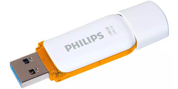 Pendrive Philips SNOW de 128 GB USB 3.0 barato