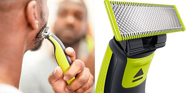 Recortador de barba Philips QP2520/30 OneBlade recargable barato