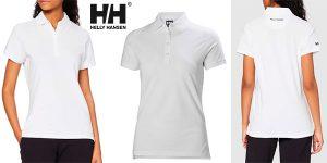 Chollo Polo Helly Hansen Crew Pique 2 para mujer