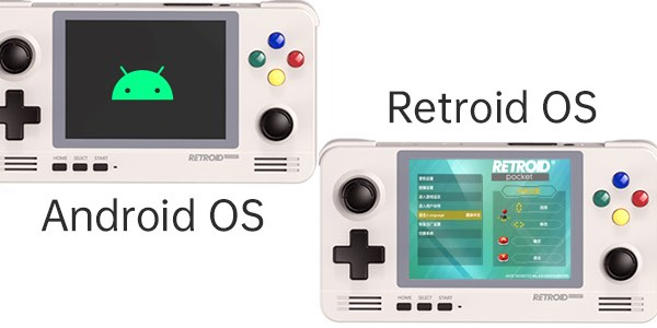 Retroid OS dual boot con Android
