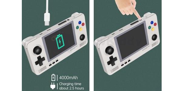 Duración batería Retroid Pocket 2