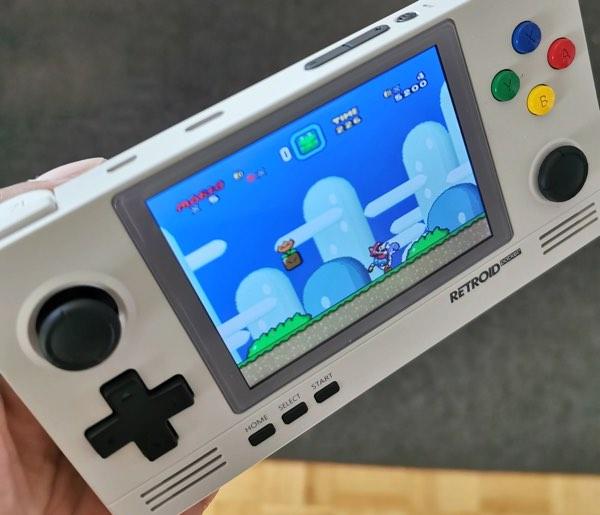Consola portátil SNES