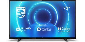 """Smart TV Philips 70PUS7505/12 UHD 4K de 70"""""""