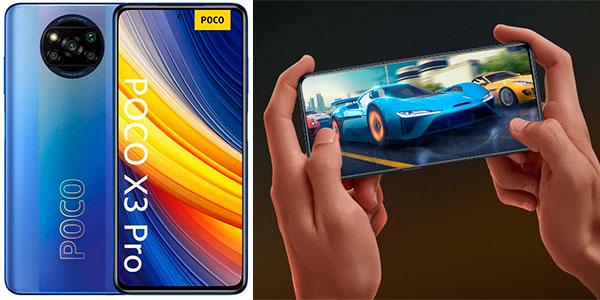 """Poco X3 Pro de 6,67"""" FHD [6+128 GB] con 5.160 mAh barato"""
