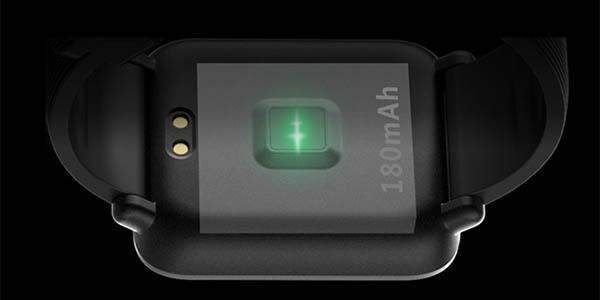 Lenovo S2 con sensor de frecuencia cardíaca