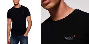 Camiseta Superdry Orange Label Vitange barata