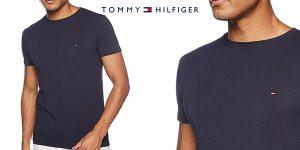 Camiseta Tommy Hilfiger Core Stretch Slim Cneck