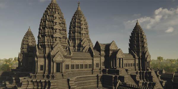 tour virtual Angkor War