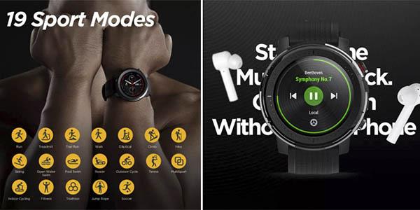 Xiaomi Amazfit Stratos 3 reloj oferta