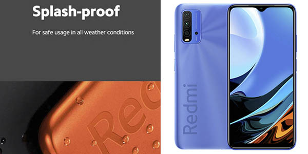 Xiaomi Redmi 9T smartphone cupón descuento