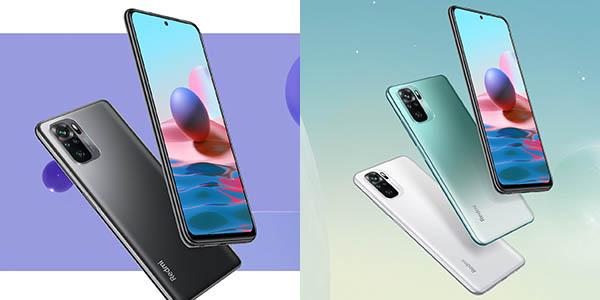 Xiaomi Redmi Note 10 barato