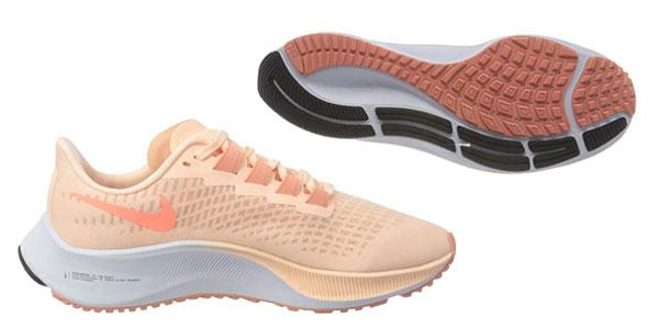 Zapatillas de running Nike Air Zoom Pegasus 37 en oferta en Amazon