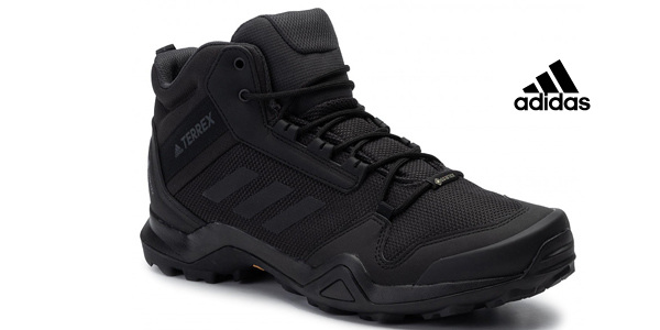 Zapatillas de senderismo adidas Terrex Ax3 Mid GTX para hombre baratas en Amazon