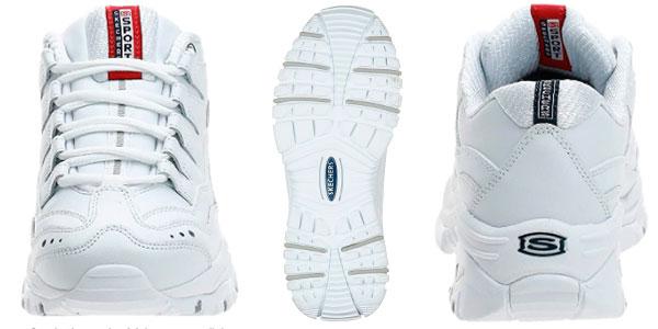 Zapatillas chunkys Skechers Energy para mujer en oferta