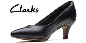Zapatos de tacón Clarks Linvale Jerica para mujer baratos en Amazon