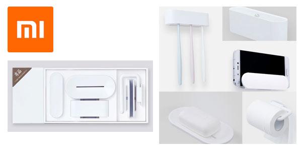 Pack de accesorios para el baño Xiaomi