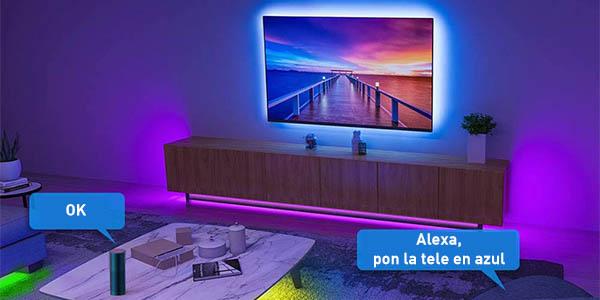 Controlador WiFi para tiras LED en AliExpress