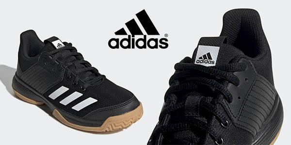 Adidas Ligra 6 Youth zapatillas infantiles chollo