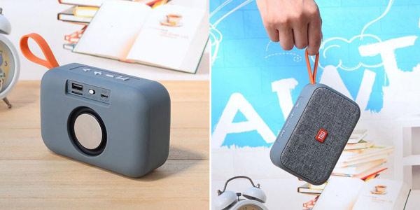 Altavoz TG506 Bluetooth oferta en AliExpress