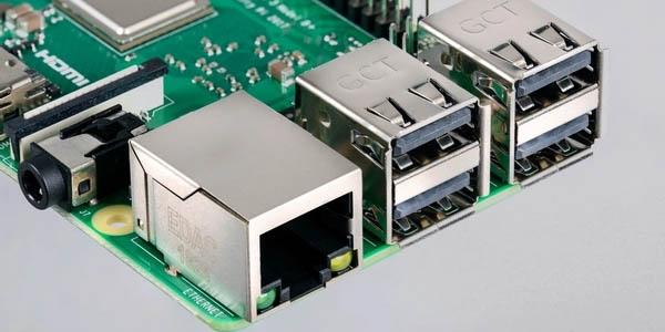 Raspberry Pi 3 Model B+