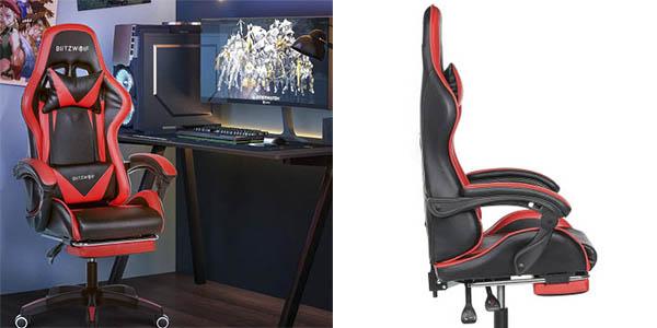 BlitzWolf BW-GC1 silla gaming relación calidad-precio