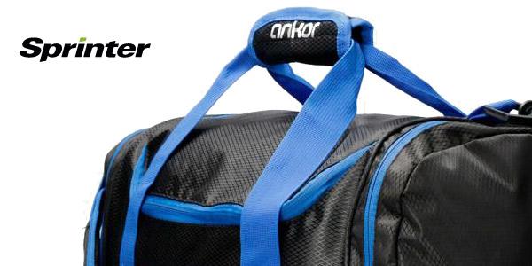 Bolsa de deporte mediana Ankor oferta en Sprinter