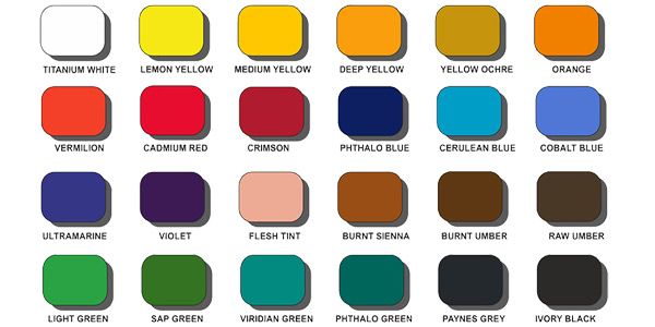 Pack de 24 Colores de Pintura acrílica Artgeo chollo en Amazon
