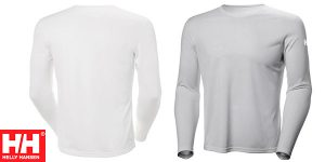 Chollo Camiseta deportiva Helly Hansen HH Tech Crew para hombre