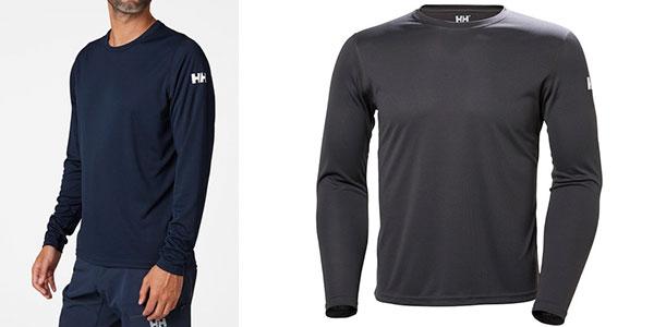 Camiseta deportiva Helly Hansen HH Tech Crew para hombre barata