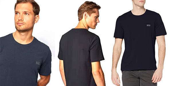 Camiseta de manga corta Boss Mix & Match T-Shirt R para hombre barata en Amazon